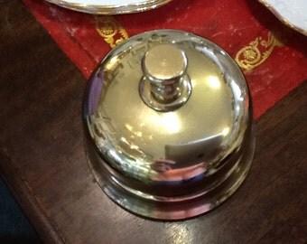 Brass desk bell