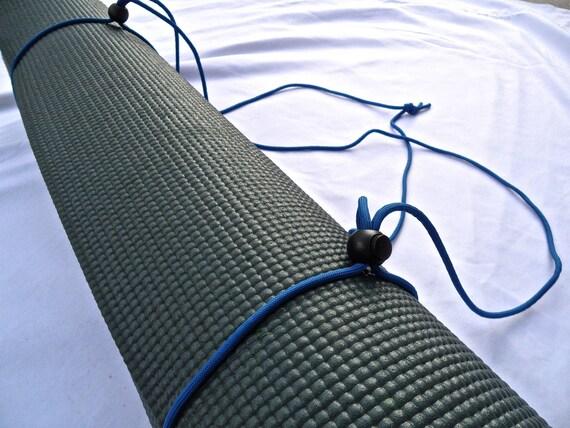 3N1 Yoga Mat Strap, FREE SHIPPING On All U.S. Orders- Colorado Blue- Yoga Mat Sling, Yoga Mat Carrier, Yoga Mat Holder, Yoga Mat Tote