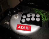 Atari 7800 Arcade Mini-Stick (also works on Atari 2600)
