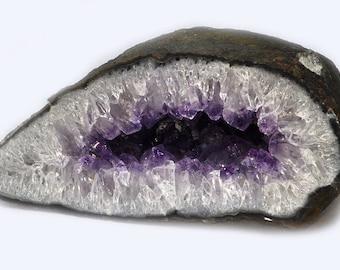 Uruguay Amethyst Geode No. 13