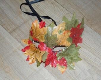 Autumns Mask.