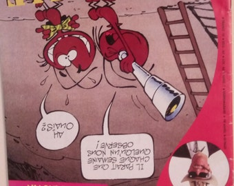 Magazine Spirou nr 3024 1996