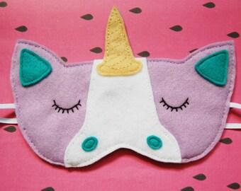 Unicorn Beauty Sleep Mask