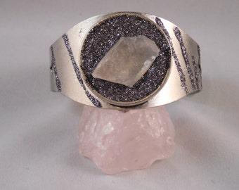 Crystal Quartz Bracelet #77