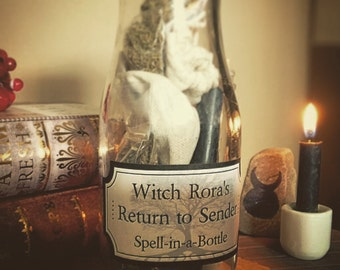 Spell-in-a-Bottle