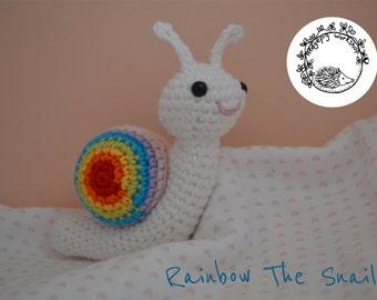 Rainbow The Snail