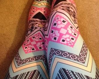 XL - Afternoon Tea Legging