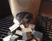 Bourbon Barrel Grilling Wood, Gift for him, husband, mens gift