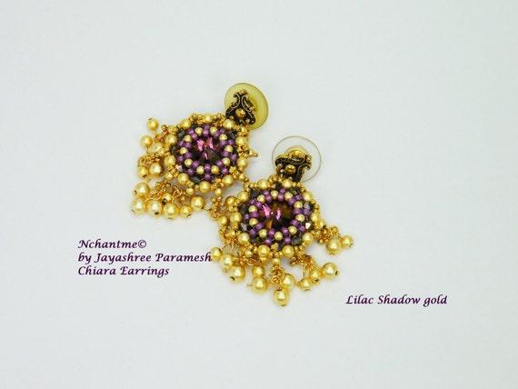 Chiara Earrings Kit with ear wires