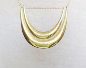 Double Parabola Pendant