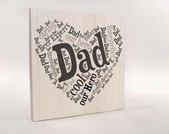 Dad Birthday Present, Dad Gift, Personalized Gift for Dad, Fathers Day Gift, Gift for Dad
