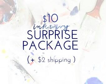 10Dollar // Surprise Package!