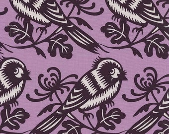 Michael Miller Fabrics - Chirp in Orchid