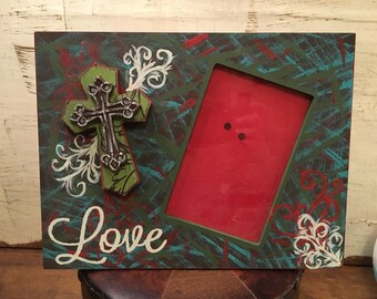 Love Picture Frame