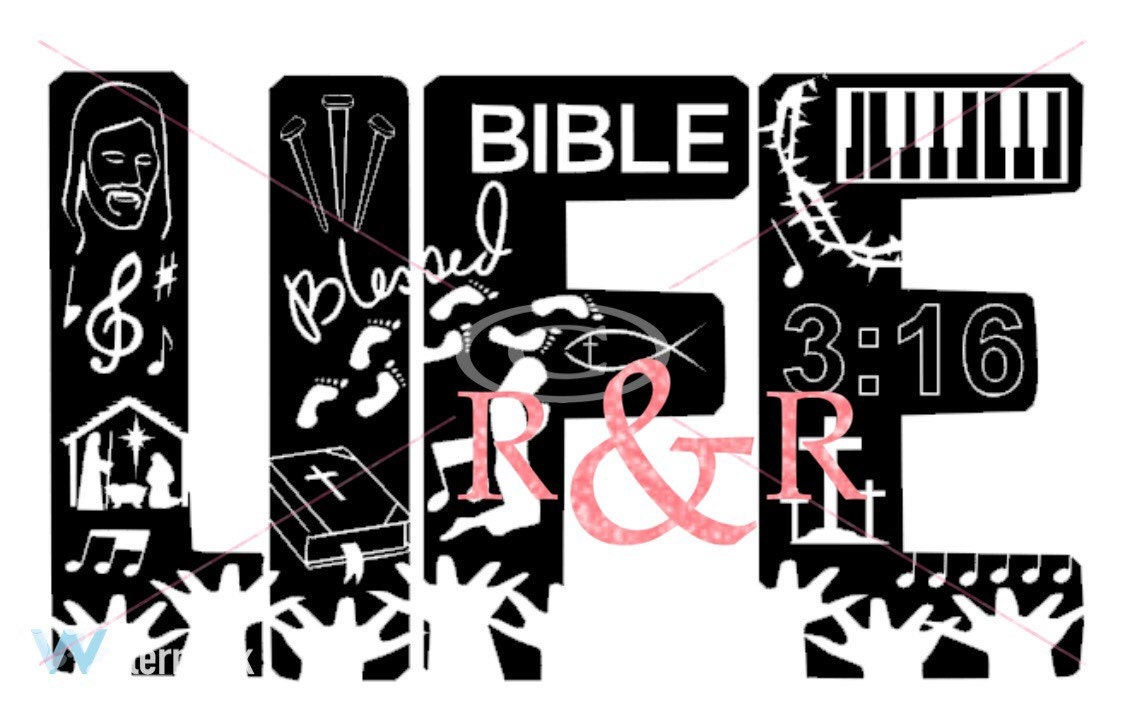 I Can Do All Things Through Christ Philippians 4:13 Bible ... |Bible Svg Files