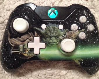 Brand New Xbox One Controller *** Yoda ***