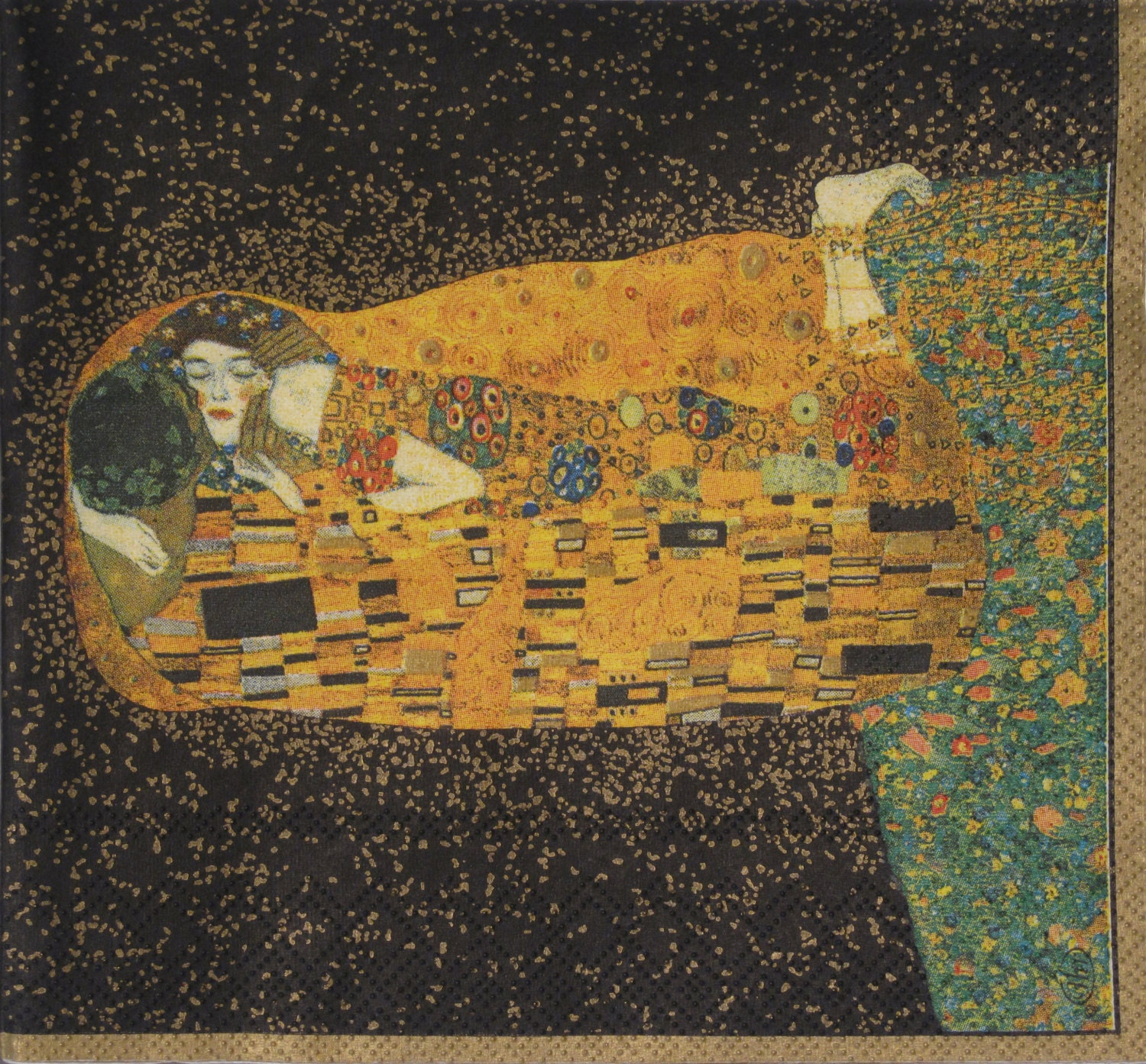 description paper on gustav klimt