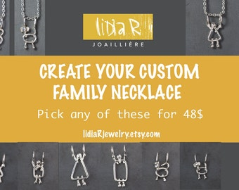 Mom custom jewelry, Mom custom, Silver jewelry