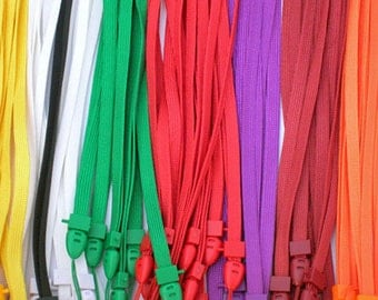 Wholesale Lot 100 x Neck Strap Long Lanyard
