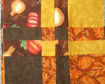 Disappearing 9 patch quilt squares