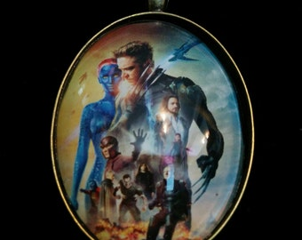 Marvel X-Men Days of Future Past Large Pendant