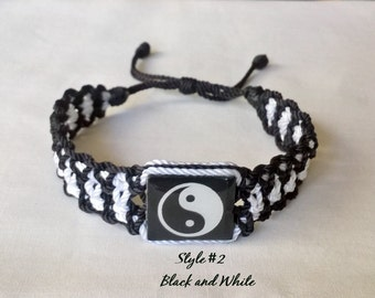 Very nice Handmade Yin and Yang Bracelet