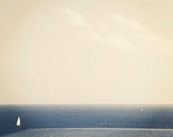 Nautical Photography, Sailing, Mediterranean, Nautical Print, Travel Photography, Fine Art Photography, Perfect Gift, Wall Art, Home Decor