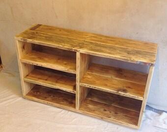 EZRA | Reclaimed Wood Storage Unit - Handmade & Bespoke