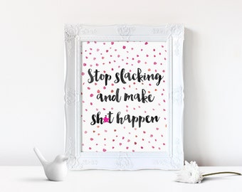 how to make sh t happen pdf