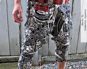 Tomoe (BLACK) NInja Pants