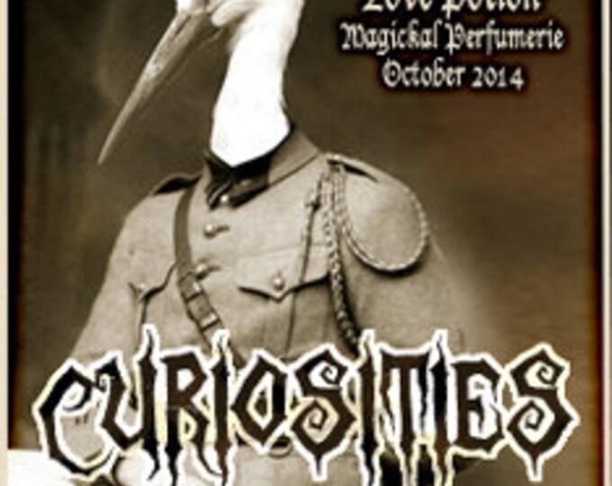 Curiosities - 1/3 fl.oz. - Love Potion Magickal Perfumerie
