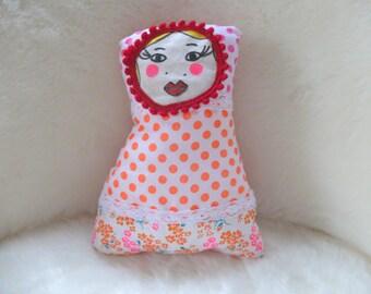 Russian doll- Russian matryoschka doll