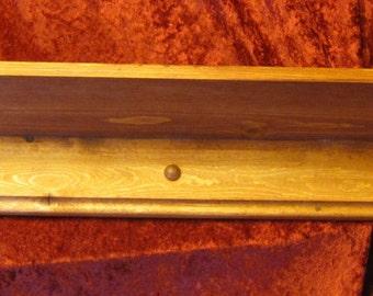 Country Shelf - 4 foot length, Cherry