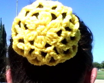 30% OFF ENTIRE PURCHASE Coupon Code  [CBE30] Crochet Bun Cover