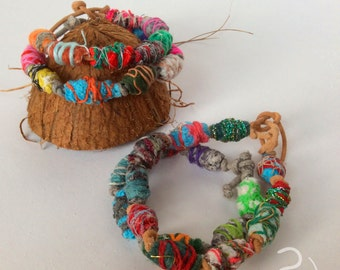 Recycled Fiber Bands