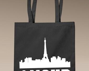 Amour Paris - Tote Bag