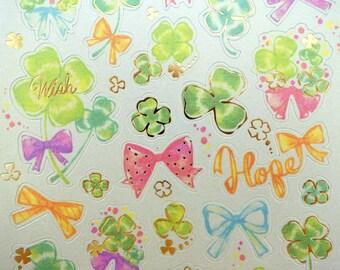 Kawaii Japanese Shiba Inu Kraft Paper Stickers Cute By