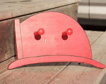 Fire Helmet Clothes Hook
