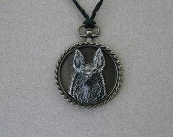 Anubis Egyptian God Necklace. Ancient Egypt. Egyptology. Amulets, Pendants, medallions & Cameos.