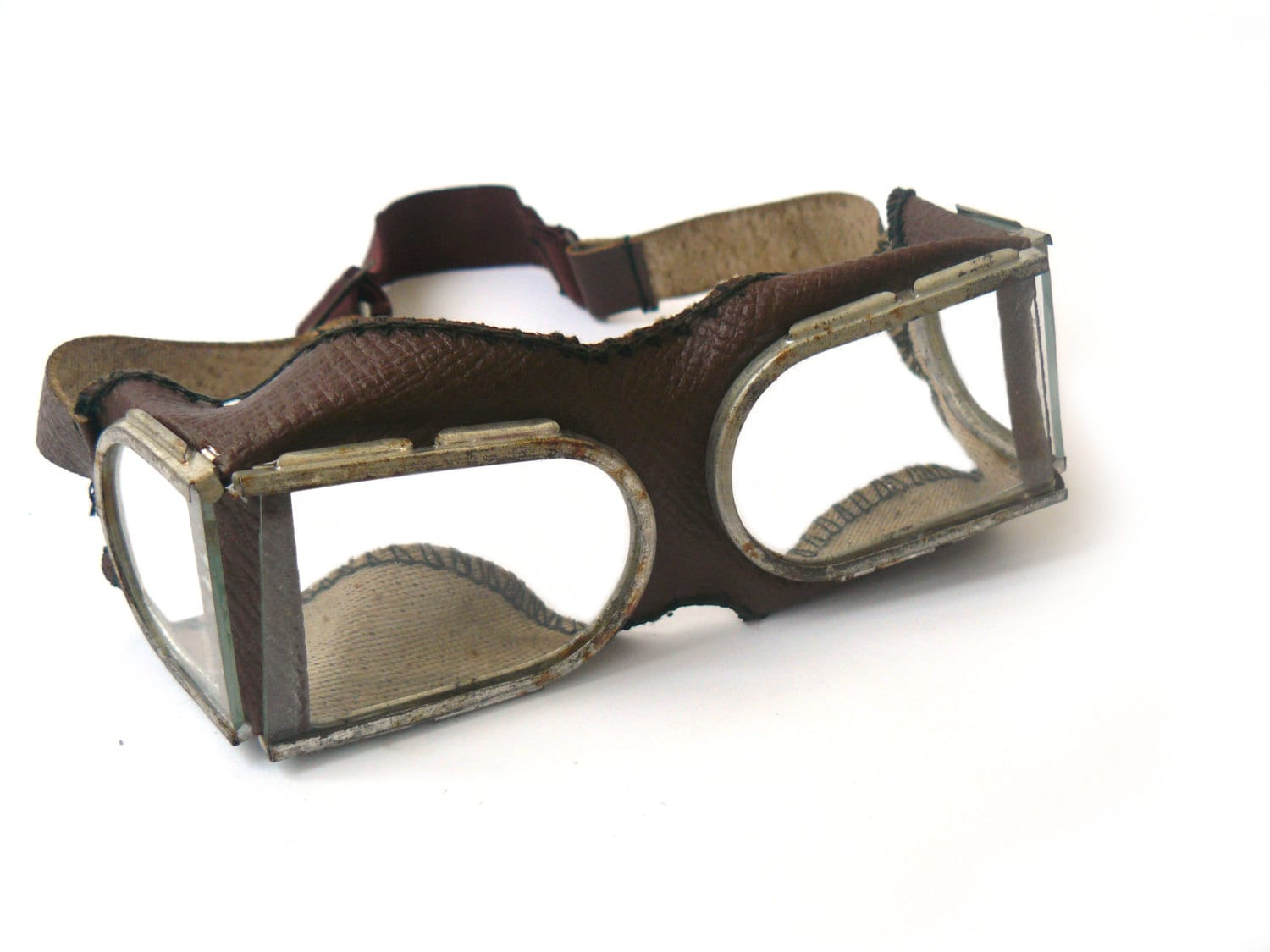 Glasses Frame Welding : Vintage Eyewear protective mask welding goggles by ...