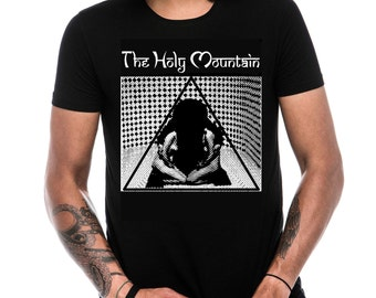 Holy Mountain hypnotic shirt