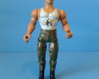 "Vintage Rambo Force of Freedom "" SGT. Havoc "" 1980's Coleco"
