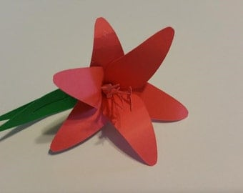 Paper Tiger Lily