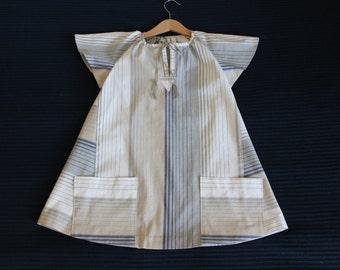 girls  dress size 5 cotton modern European style