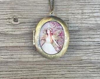 Custom Fairy Locket