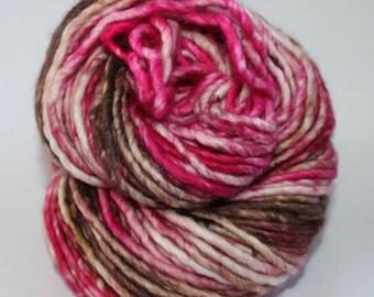 June on Superwash Merino / Nylon Bulky Yarn (80/20)