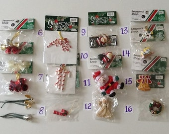 Miniature Christmas Accessories