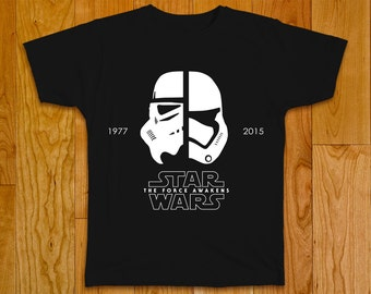 New Star Wars t-shirt, Stormtrooper - Episode VII: The Force Awakens