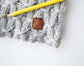 DÖGUN scarf - grey