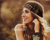Yoga Headband,Turban Headband,Women Headband,Boho Headband,Bohemian Headband,Running Headband,Wide Heabdand ,Women Headwrap Headband